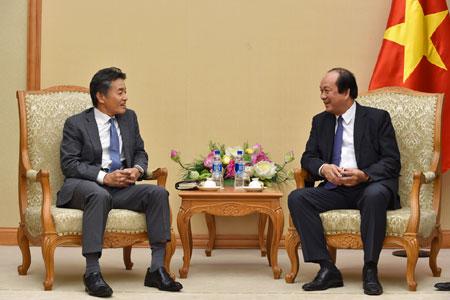 Việt Nam luôn tạo điều kiện thuận lợi cho các nhà đầu tư nước ngoài - Ảnh 2.