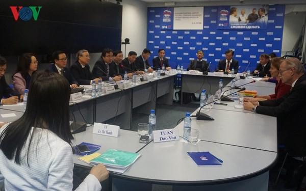Việt Nam coi trọng, tăng cường quan hệ hữu nghị truyền thống với Nga - Ảnh 1.