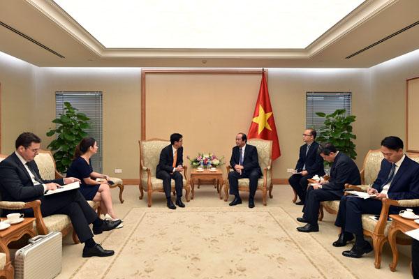 Việt Nam luôn tạo điều kiện thuận lợi cho các nhà đầu tư nước ngoài - Ảnh 1.