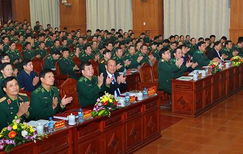 Bộ đội Biên phòng: Tổng kết công tác đấu tranh phòng chống tội phạm năm 2017 - Ảnh 1.