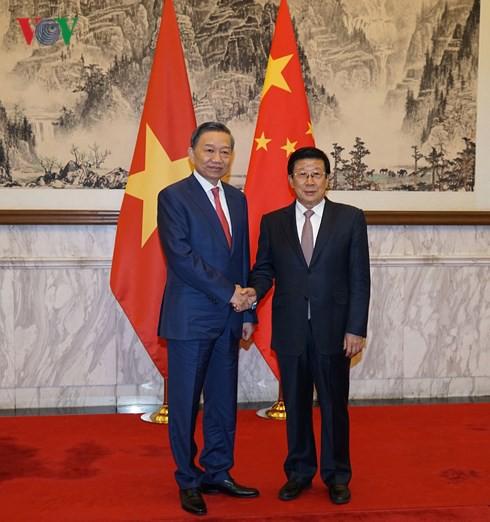 Hợp tác phòng, chống tội phạm lần thứ 6 Việt Nam - Trung Quốc - Ảnh 1.