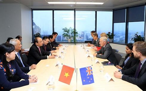 Thủ tướng đề nghị Auckland mở rộng hơn nữa hợp tác với Việt Nam - Ảnh 1.