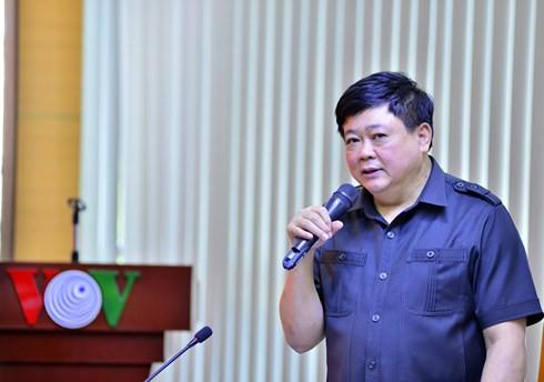 Đoàn kiểm tra của Bộ Chính trị làm việc với Ban Thường vụ Đảng bộ VOV - Ảnh 2.