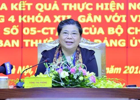 Đoàn kiểm tra của Bộ Chính trị làm việc với Ban Thường vụ Đảng bộ VOV - Ảnh 3.