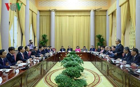 Chủ tịch nước trao quyết định bổ nhiệm Đại sứ nhiệm kỳ 2018-2021 - Ảnh 3.