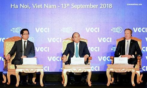 """Thủ tướng: """"Việt Nam muốn là bạn của những người giỏi nhất"""" - Ảnh 1."""