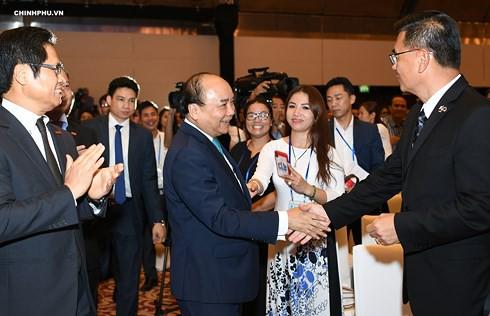 """Thủ tướng: """"Việt Nam muốn là bạn của những người giỏi nhất"""" - Ảnh 2."""