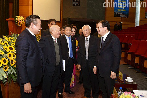 Phó Thủ tướng: PVN tập trung toàn lực tái cơ cấu để phát triển bền vững - Ảnh 2.
