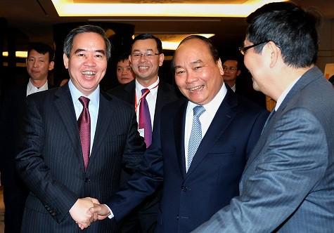Thủ tướng: Việt Nam phấn đấu thành con hổ kinh tế mới - Ảnh 2.