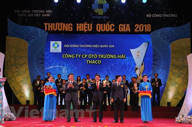 Việt Nam tăng 8 bậc trong bảng xếp hạng Thương hiệu quốc gia - Ảnh 1.