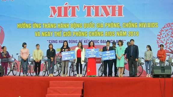 Việt Nam sẽ là một trong những quốc gia đi đầu kết thúc đại dịch HIV/AIDS - Ảnh 1.