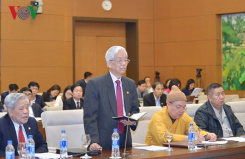 Tăng cường phối hợp giữa UBTVQH và Đoàn Chủ tịch UBTW MTTQ Việt Nam - Ảnh 2.