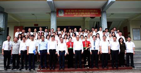 Phó Thủ tướng kiểm tra công tác cải cách hành chính tại Sơn La - Ảnh 2.