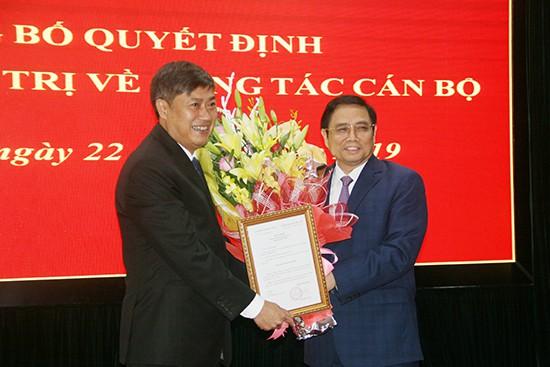 Đồng chí Nguyễn Hữu Đông giữ chức Bí thư Tỉnh ủy Sơn La - Ảnh 1.
