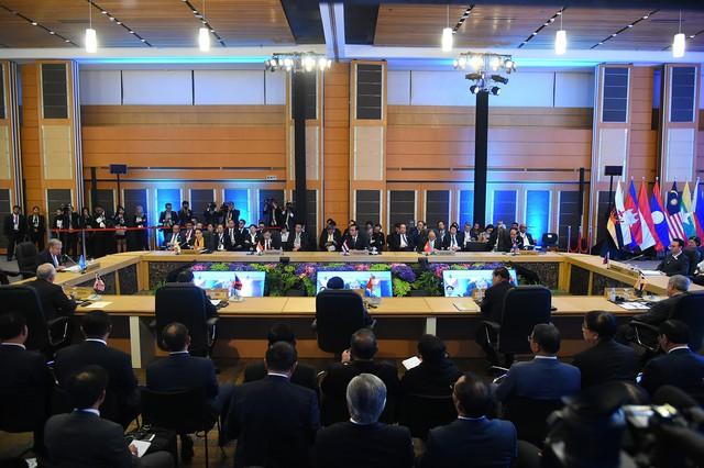 Thủ tướng dự Hội nghị Cấp cao ASEAN – Liên Hợp Quốc - Ảnh 1.