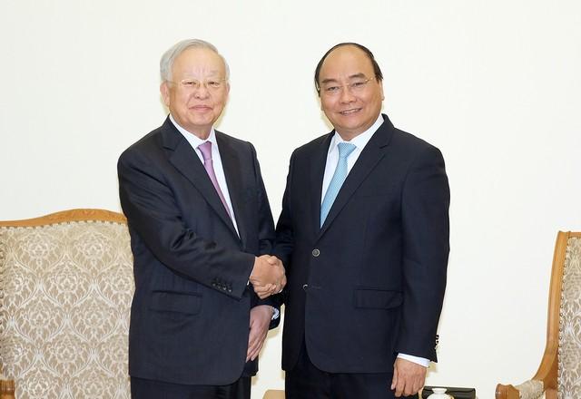 CJ đóng góp thực sự cho phát triển quan hệ Đối tác chiến lược Việt Nam-Hàn Quốc - Ảnh 1.