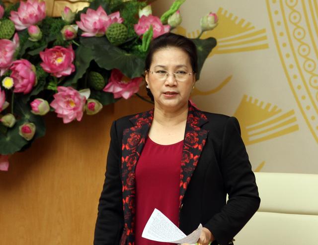 Chuẩn bị cho kỳ họp thứ 8 Quốc hội khóa XIV - Ảnh 1.