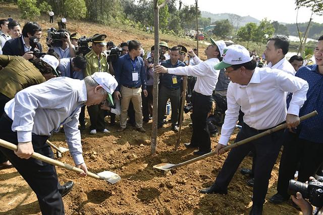 Tổng Bí thư, Chủ tịch nước Nguyễn Phú Trọng phát động Tết trồng cây - Ảnh 2.