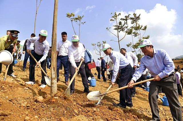 Tổng Bí thư, Chủ tịch nước Nguyễn Phú Trọng phát động Tết trồng cây - Ảnh 3.