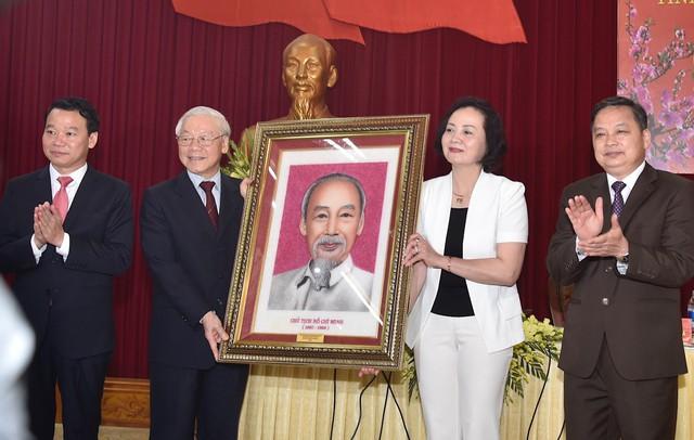 Tổng Bí thư, Chủ tịch nước Nguyễn Phú Trọng phát động Tết trồng cây - Ảnh 5.