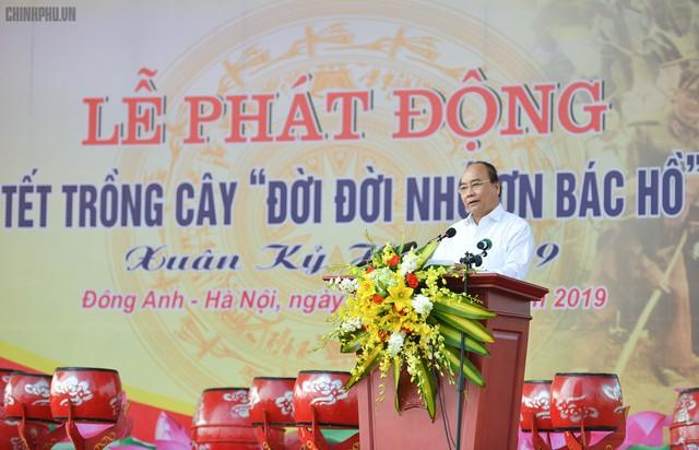 Thủ tướng mong mỗi gia đình Thủ đô trồng một cây, tạo nét đẹp mới của Hà thành - Ảnh 3.