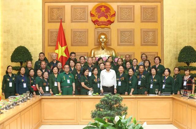 Phó Thủ tướng Thường trực tiếp đoàn cựu TNXP giao vận Quảng Đà - Ảnh 2.