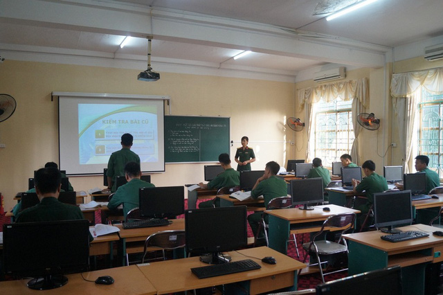 Trường Sĩ quan Phòng hóa tổ chức Hội thi giảng viên giỏi cấp cơ sở năm 2019 - Ảnh 2.