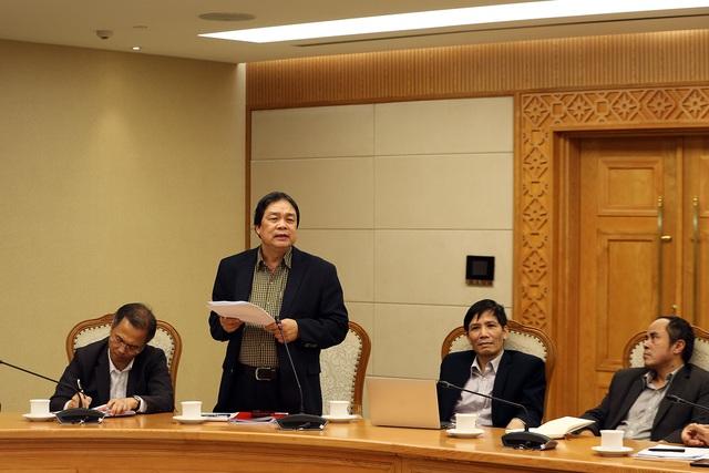 Chuyên gia, nhà khoa học góp ý tiếp tục hoàn thiện dự thảo văn kiện Đại hội Đảng - Ảnh 1.