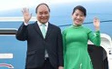 Thủ tướng lên đường tham dự ASEM 12, P4G và thăm Áo, Bỉ, Đan Mạch