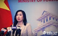 Việt Nam hoan nghênh cuộc gặp thượng đỉnh giữa TT Trump và Putin