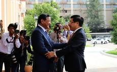 Đưa quan hệ Việt Nam-Campuchia không ngừng phát triển trong thời gian tới