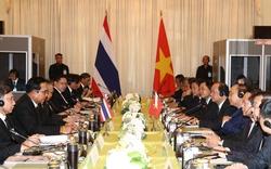 Thủ tướng Nguyễn Xuân Phúc hội đàm với Thủ tướng Thái Lan
