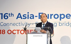 """Thủ tướng: ASEM cần trở thành cây cầu nối """"hữu duyên"""" của châu Á-Âu"""