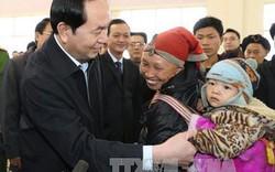 Chủ tịch nước tặng huân, huy chương dịp 71 năm ngày Thương binh Liệt sĩ