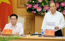 Thủ tướng dự cuộc họp Hội đồng Tư vấn chính sách tài chính, tiền tệ