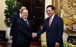Đề nghị Quảng Tây tăng cường nhập khẩu nông sản Việt