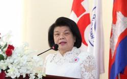 Đoàn đại biểu Quốc hội Campuchia thăm và làm việc tại Việt Nam