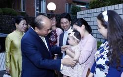Thủ tướng thăm bà con kiều bào tại Nhật Bản