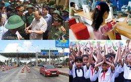 Chỉ đạo, điều hành của Chính phủ, Thủ tướng Chính phủ nổi bật tuần từ 11-15/9