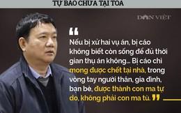 Ám ảnh phát ngôn của bị cáo Đinh La Thăng, Trịnh Xuân Thanh
