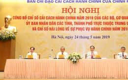 Công bố 2 chỉ số quan trọng về cải cách hành chính