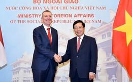 Bước phát triển mới giữa Việt Nam - Lát-vi-a