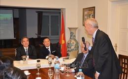 Đoàn đại biểu Đảng ta thăm và làm việc tại Hy Lạp
