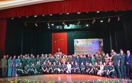 Gặp mặt kỷ niệm 30 năm Quân tình nguyện Việt Nam hoàn thành xuất sắc nhiệm vụ quốc tế ở Campuchia