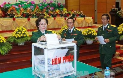 Ông Nguyễn Văn Được tái đắc cử Chủ tịch Hội Cựu chiến binh VN khóa VI