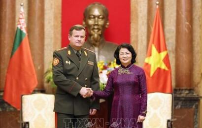 """""""Việt Nam là người bạn chân thành, đối tác tin cậy của Belarus"""""""
