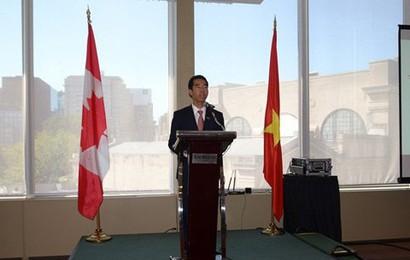 Việt Nam-Canada: Tiến xa hơn nữa và gặt hái nhiều thành tựu ý nghĩa