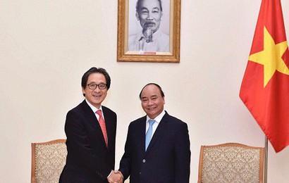 Thủ tướng tiếp Chủ tịch JETRO, Nhật Bản