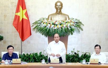 Thủ tướng: Không ôm đồm, tạo thuận lợi cho địa phương giải ngân vốn đầu tư công