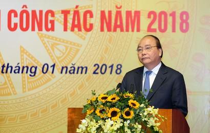 Thủ tướng khẳng định Chính phủ tôn trọng tính khách quan của số liệu thống kê